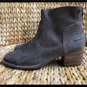 UGG Bandara Suede Ankle Boots